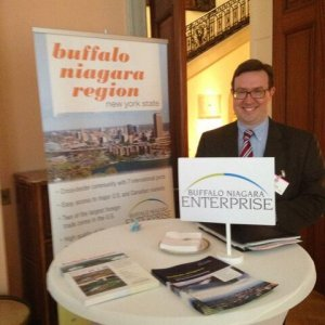 Graham Smith, BNE Research Director, at US Commercial European Roadshow