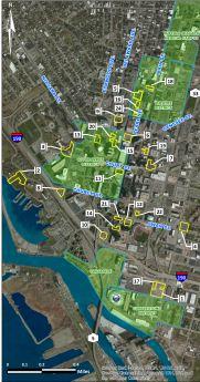 Downtown Buffalo, NY Development Sites