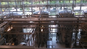 Cornell's Dairy Processing Plant
