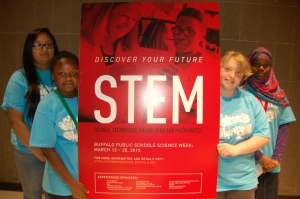 iSciWNY bring STEM Program to Buffalo Public Schools